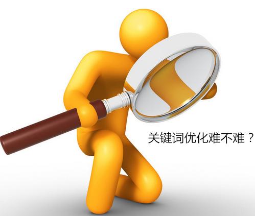 企业网站建设时优化关键词的问题